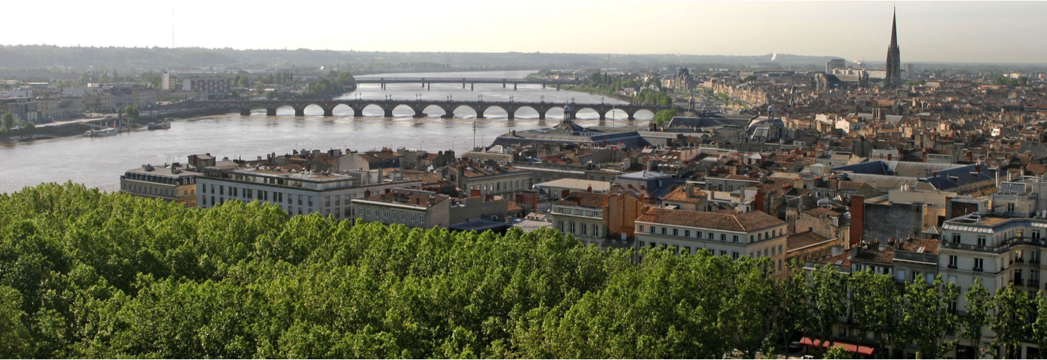 Bordeaux , the venue